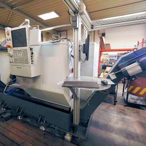 Used 2018 HAAS ST 20Y Turning Centre
