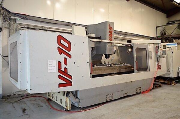 1997 HAAS VF-10 Vertical Machining Centre
