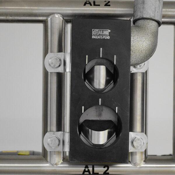 ALMI Pipe Notchers Model AL2