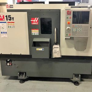 Used 2019 HAAS ST 15Y CNC Lathe